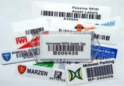 Barcode Asset Labels, Metal Asset Tags, RFID Tags in Dubai, UAE, Kuwait, Oman