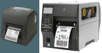 Barcode Printers-Zebra-TSC-Citizen