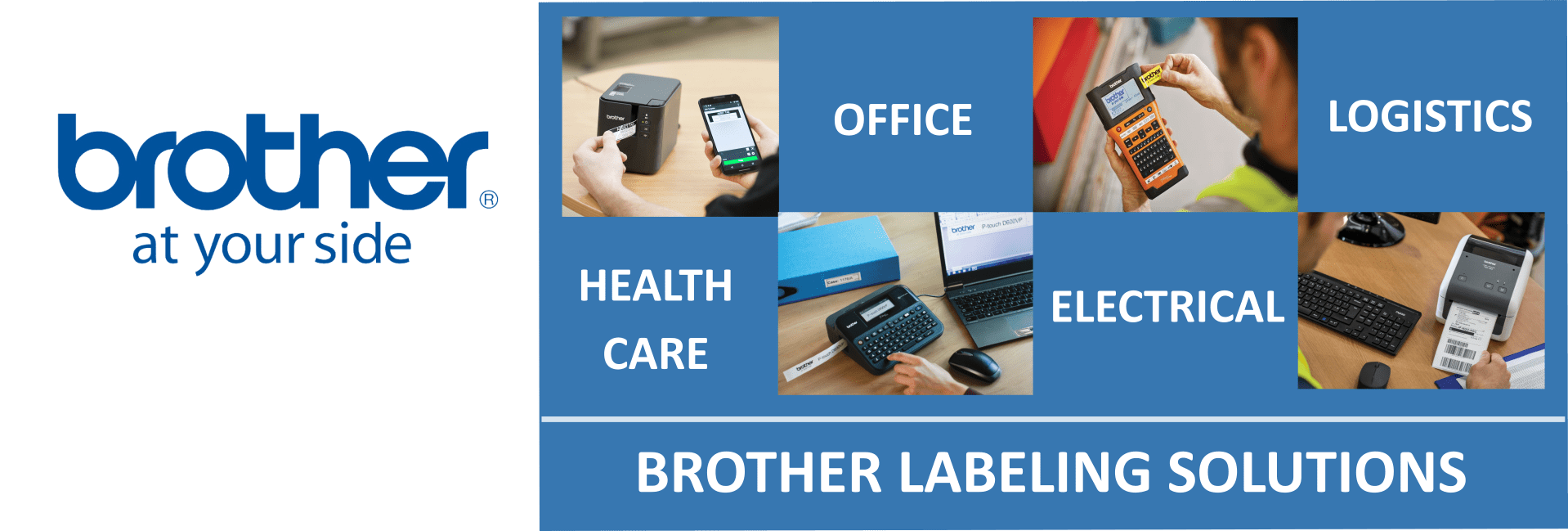 Brother Labeling Solution in Dubai, UAE